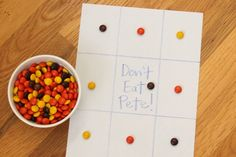 """Quick an easy kids game: """"Don't eat Pete!"""""""