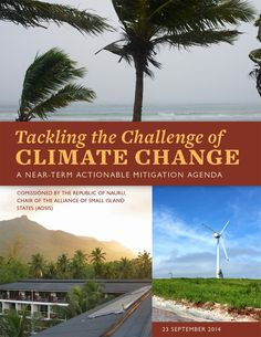 Tackling the Challenge of Climate Change: A Near-Term Actionable Mitigation Agenda | Earthjustice
