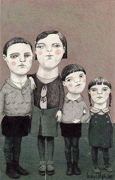 "INES VILPI ""esos 4 hermanos"""