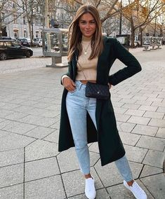 November 24 2019 at fashion-inspo Fall Winter Outfits, Autumn Winter Fashion, Spring Outfits, Trendy Outfits, Fashion Outfits, Prom Outfits, Chic Outfits, Fashion Styles, Fashion Clothes