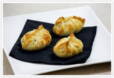 Cocinerando | Recetas de Cocina con Fotos: Saquitos de Calabacín y Beicon