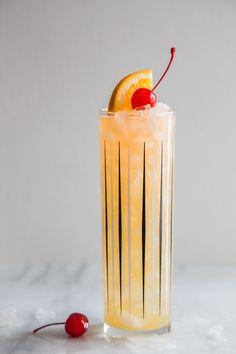 Rum Orange Swizzle | 23 Cócteles de ron que necesitas conocer