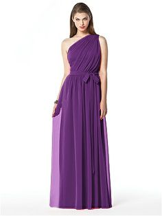 Dessy Collection Style 2831 http://www.dessy.com/dresses/bridesmaid/2831/ in African Violet