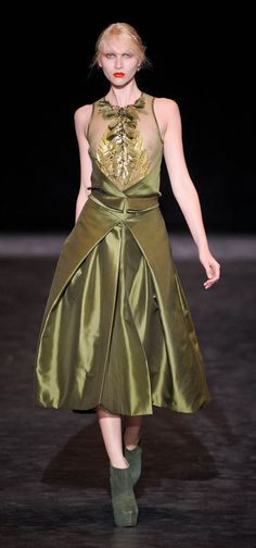 Basil Soda Paris Fashion Week Fall Winter 2013 Haute Couture Collection thing