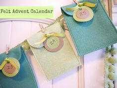 How to make an Advent Calendar | Skip To My Lou