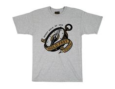 Compass Tee Grey - Shop | Benny Gold