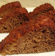 Apple & Ginger Cake Recipe.  Dairy Free moist and flavour filled recipe.