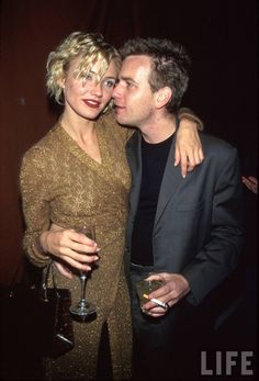 Actors Cameron Diaz and Ewan McGregor at film premiere of their A Life Less Ordinary. Get premium, high resolution news photos at Getty Images Cameron Diaz 90s, Jonathan Rhys Meyers, Sites Like Youtube, Ewan Mcgregor, Video Site, Life Pictures, Shia Labeouf, Ben Barnes, Logan Lerman