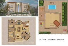 Do architectural plan, site plan and landscape design by Ghadabatta Site Plan Design, Architecture Plan, Service Design, Landscape Design, Presentation, Floor Plans, How To Plan, Projects, Log Projects