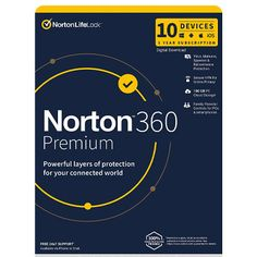 Protect your device and your confidential data by adding a layer of security with Norton 360 Premium. Norton 360 Premium ensures safety against different kinds of viruses and avoids stealing your data through any kind of malicious software that may enter your device while browsing online #Norton360Premium #NortonSecurityPremium #NortonSecurityDeluxe #Norton360Deluxe Firewall Security, Norton Security, Norton 360, Public Network, Start Screen, Norton Antivirus, Fire Tablet, Browser Support, Antivirus Software
