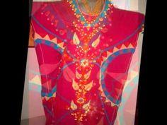 El vestido de las indígenas Wayuu la Guajira - Colombia