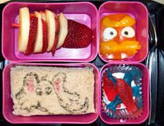 Molly's Lunch Box: Happy Birthday, Dr. Seuss!