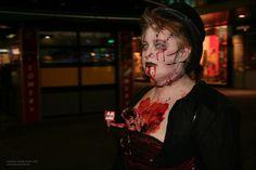Zombie Alien Chestburster1 by gurihere on DeviantArt