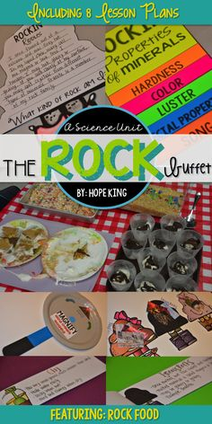 The Rock Buffet: New Unit!