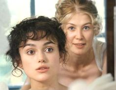 2c8be980bac49 Photo of Jane and Elizabeth for fans of The Bennet Sisters. Orgulho E  Preconceito,