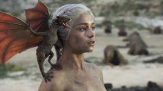 Daenerys Targaryen HD wallpaper 1920x1080