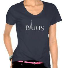 Paris shirt. Simple and sweet<3