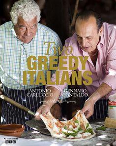 the greedy italians • antonio carluccio and gennaro contaldo