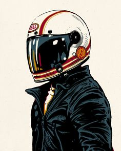 "commedesmotards: "" Adi Gilbert - Super Hooligan Tour poster Roland Sands Design…"
