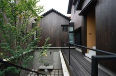 A multi-layered row house in Musashino City, Tokyo, Japan by Taketo Nishikubo