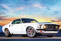 Ford Anvil Mustang 1969 : Voitures de Fast and Furious : 25 modèles mythiques dans la saga - Linternaute