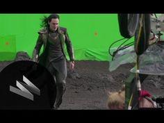 Thor The Dark World: Previsualization Effects-Design FX-WIRED