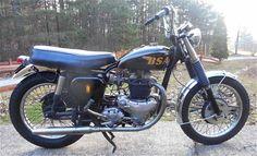 pre unit bsa motorcycle   1956 BSA A10 PRE UNIT GOLDEN FLASH! ROAD ROCKET STYLE VINTAGE BRITISH ...
