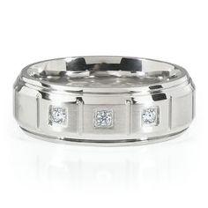 Artiste Brute Cobalt Men S Band 7mm Available At Helzbergdiamonds Helzberg Diamonds Pinterest Scott Kay Ring And Engagement
