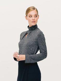 Long Sleeve Turtleneck Shirt 12/2015