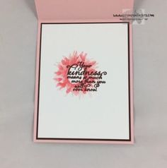 Stampin' Up! Pink Sunflowers Autumn Harvest for the Amy's Inkin' Krew Team Blog Hop! | Stamps – n - Lingers