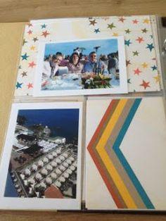 Handmade by Fanny Up, Material, Polaroid Film, Blog, Memories, Handmade, Paper, Die Cutting, Photograph Album
