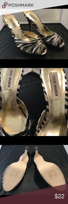 Steve Madden heels ..... always get a compliment