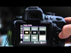 ▶ Nikon D5200 Fun Features - YouTube