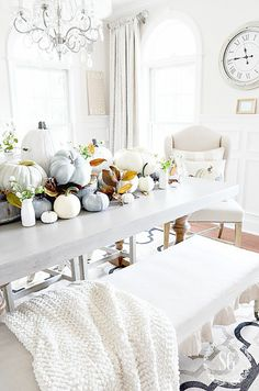 Decorating with Pumpkins in Farmhouse Style - Page 2 of 6 - The Cottage Market