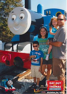 Day Out With Thomas at Edaville in Carver