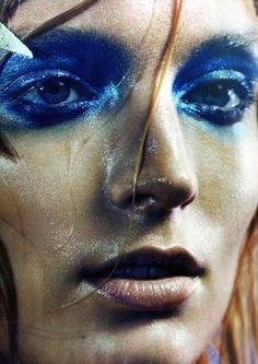 Melissa Tammerijn in Vogue Italia.