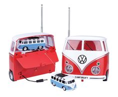 Campervan Gift - Remote Control Micro VW Campervan with Matching Controller, (http://www.campervangift.co.uk/remote-control-micro-vw-campervan-with-matching-controller/)