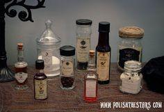 Polish The Stars: Potion Jars