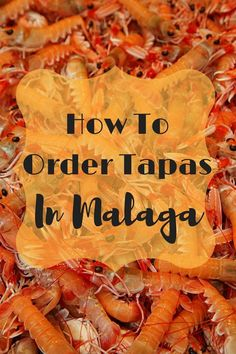 If you're not sure how to order tapas in Malaga, start here. We'll walk you through quirky local vocabulary and the customs you need to know. One Person Meals, Meals For One, Tapas, Malaga Spain, Sweet Wine, Sweet Breakfast, Like A Local, Spanish Food, Light Recipes