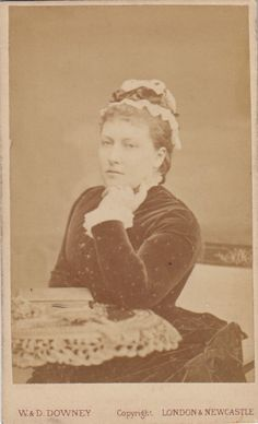 Prinzessin Beatrice v Battenberg Hessen Prinzessin v Großbritannien 1880