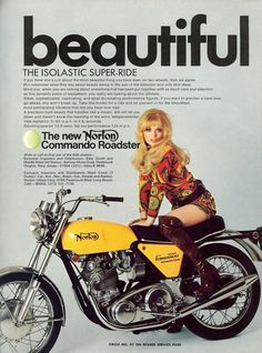 Image result for motorcycle ads