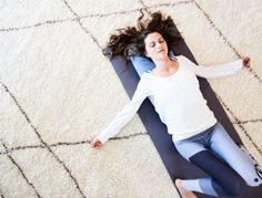 Yoga Nidra...relaxation yoga for mothers