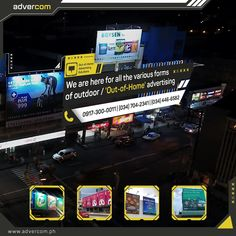 Out Of Home Advertising, Marketing And Advertising, Bacolod, To Focus, Ph, Numbers, Campaign, Handle, Branding