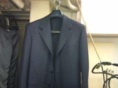 Liverano & Liverano(リヴェラーノ&リヴェラーノ)スーツのWクリーニング&防虫加工