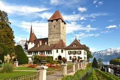 Spiez is among the oldest of Switzerland's historic castles. Originally built in 933, the castle has undergone many changes and additions throughout the ensuing centuries, as can be seen in the wide variety of architectural styles with which it has been constructed.