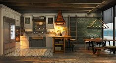 decordemon: Apartment visualization created by hD Creative Group