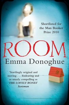 Room: A Novel door Emma Donoghue   LibraryThing