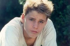 Corey Haim...god I loved him back then...I stopped subscribing to Teen Beat when he wasn't on the cover anymore!