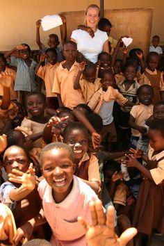 I will live here before I die Volunteering in Ghana @ Projects Abroad Vrijwilligerswerk Ghana @ Projects Abroad - www.projects-abroad.nl