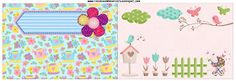 Spring packaging for eos by illustrator Clare Owen. Represented by Art Inc. Pattern Illustration, Digital Illustration, Bird Party, Minecraft Crafts, Printable Paper, Minnie, Book Publishing, Surface Design, Childrens Books